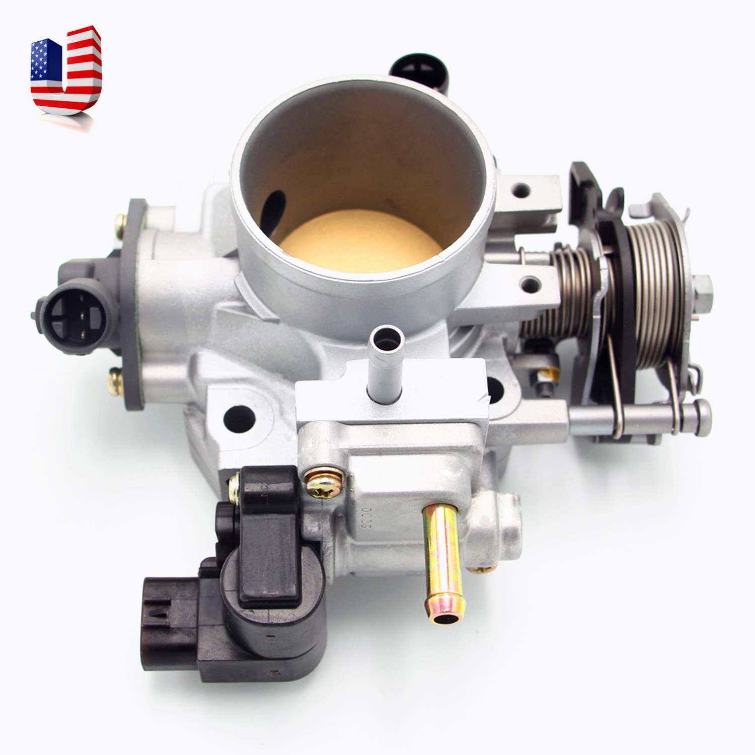 Throttle Body W/ All Sensors For Honda Odyssey Accord